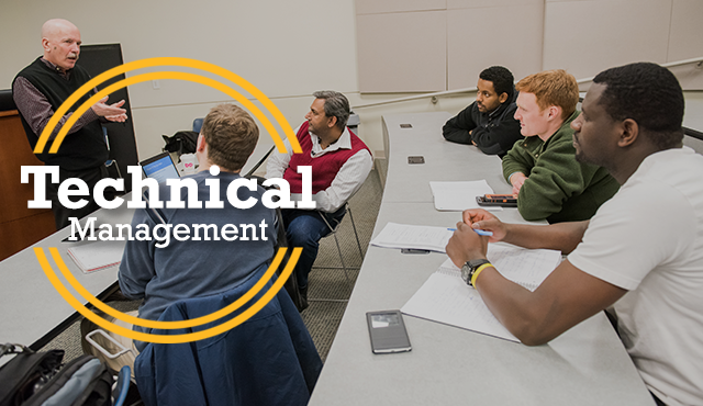 Technical Management Program