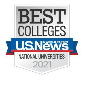 Best Colleges US News and World Report National Universities 2021